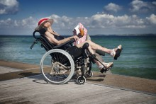 """F"" för FLEXIBILITET: Invacare presenterar Rea Flex3"