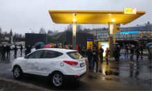 Akershus forventer over 10 000 hydrogenbiler