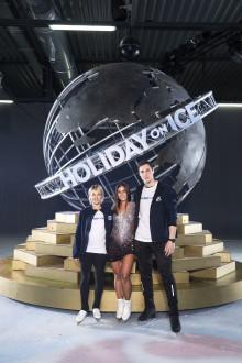 HOLIDAY ON ICE präsentiert spektakuläre Eisshows sowie Sarah Lombardi, Aljona Savchenko & Bruno Massot für die neue Saison