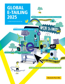 Global e-tailing 2025 studie