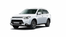 Specialversion av Outlander Plug-In Hybrid