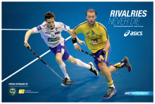 ASICS Rivalries never die - World Floorball Championships 2014 – Battle of the year