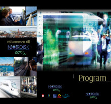 Program - Nordisk infrastrukturkonferens