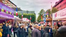 Goda nyheter på Södertälje International Food Festival