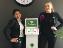 Quality Hotel Nacka tar pulsen på sina medarbetare