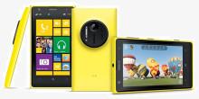 Nokia Lumia 1020 – en utrolig kamera-smartphone