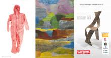 Pressinbjudan - Hydroanatomi, abstrakta landskap och möbelminiatyrer visas på Kulturcentrum