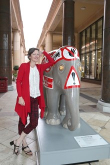 Stop the Traffic! Elephant Parade artist profile