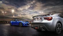 Uusi Subaru BRZ – tunne ajomukavuus (korjattu versio jarrujen ja iskunvaimentimien osalta)