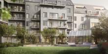 Säljstart för miljöklassade bostadsrätter - Patriam Edsviken