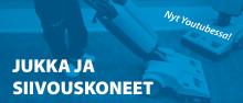 Uutta: Jukka ja siivouskoneet nyt YouTubessa