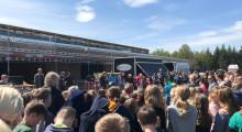 Rejsegilde på Ny Rosenvænget Skole