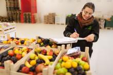fødevareBanken modtager 200.000 kr. til arbejdet med frivillige