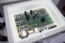 Självkörande med artificiell intelligens: Audi visar Q7 deep learning concept i samarbete med ledande företag inom elektronikindustrin