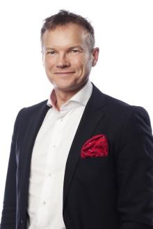 Patric Sjöberg blir ny vd för Stromma