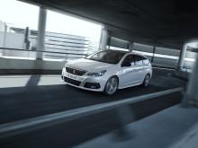 Fullskalig premiär: Nya Peugeot 308 - på teknologisk offensiv