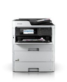 Epson launches new A4 Replaceable Ink Pack System (RIPS), WorkForce Pro WF-C579R business inkjet printer