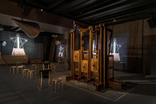 Opening at Bildmuseet: William Kentridge / The Refusal of Time