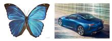 Lexus prestandakupé Lexus LC 500 kommer i blåare än blått
