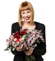 Blomsterspråket enligt Interflora