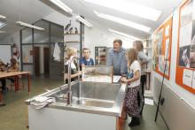 Enkle forandringer i indretningen, kan øge elevernes interesse for naturfagene