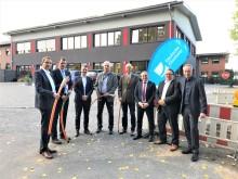 Lichtgeschwindigkeit für Unternehmen in Dorsten:  Ausbau der Gewerbegebiete läuft auf Hochtouren