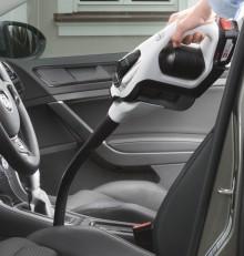 Bosch lanserar multifunktionell dammsugare med obegränsad körtid