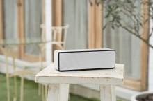 Satter Sound für unterwegs: Die neuen tragbaren, kabellosen Lautsprecher von Sony