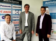 Fortino Capital's portfoliobedrijf MobileXpense lanceert nieuwe app en kondigt nieuwe  CEO aan