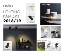 Ny lysande katalog för 2018/19 från astro LIGHTING