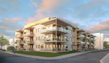 HSB bygger 22 bostadsrättslägenheter  i brf Kyssbron i Sandviken