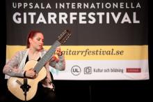 VINNARE UTSEDDA TILL THE INTERNATIONAL YOUNG TALENTS 2016 VID UPPSALA GUITAR FESTIVAL