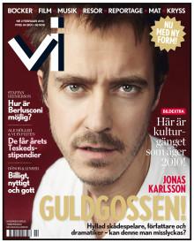 Möt skådespelaren, fotbollsnörden och författaren Jonas Karlsson