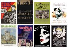 Filmklassiker kompletteras med nya kortfilmer och samtida dokumentärfilm