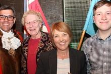 ellenor volunteers receive prestigious award