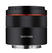 Neues 45mm AF Objektiv von Samyang – Vollformat für Sony E Mount