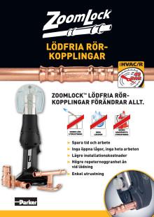 Parker ZoomLock produktblad
