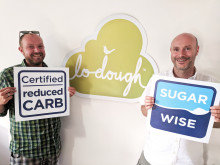 """Food tech startup becomes first ever """"reduced carb"""" certified product with Sugarwise"""