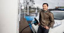 Vill du ha en egen laddplats för elbil?