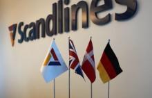 Scandlines døber minifærgen Berlin i Miniatur Wunderland i Hamborg