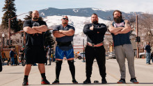 Press Pack - Strongest Man in History Q&A