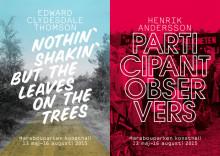 Landskap formade av kulturella skiftningar – två nya utställningar öppnar på Marabouparken konsthall