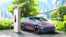 Volkswagen planlægger 36.000 ladestationer til elbiler i Europa