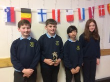 Hopeman juniors heading to Holyrood for Euroquiz finals