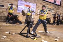 Svenska landslaget ska bli bäst i Europa