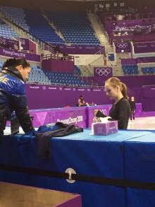 OS-debut för Anita Östlund