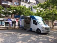 Beratungsmobil der Unabhängigen Patientenberatung kommt am 7. November nach Wilhelmshaven.