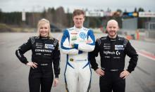 PWR Racing Team mönstrar tre förare i årets STCC