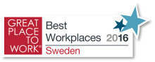 Sungard AS en av Sveriges bästa arbetsplatser för tredje året i rad