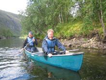 Friluftsstøtte i Troms